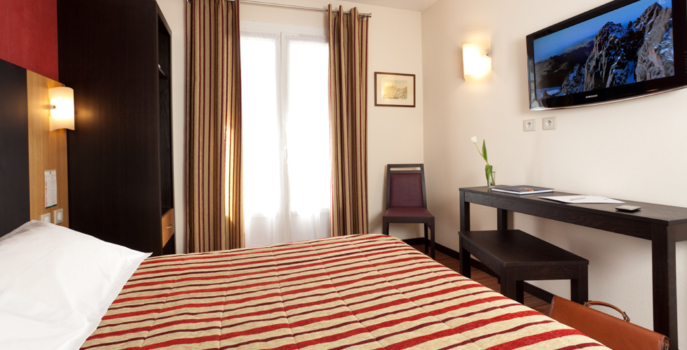 Hotel Lourdes doppelzimmer