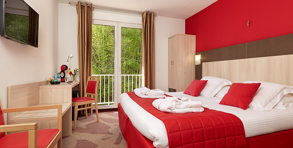 hotel lourdes pension complete
