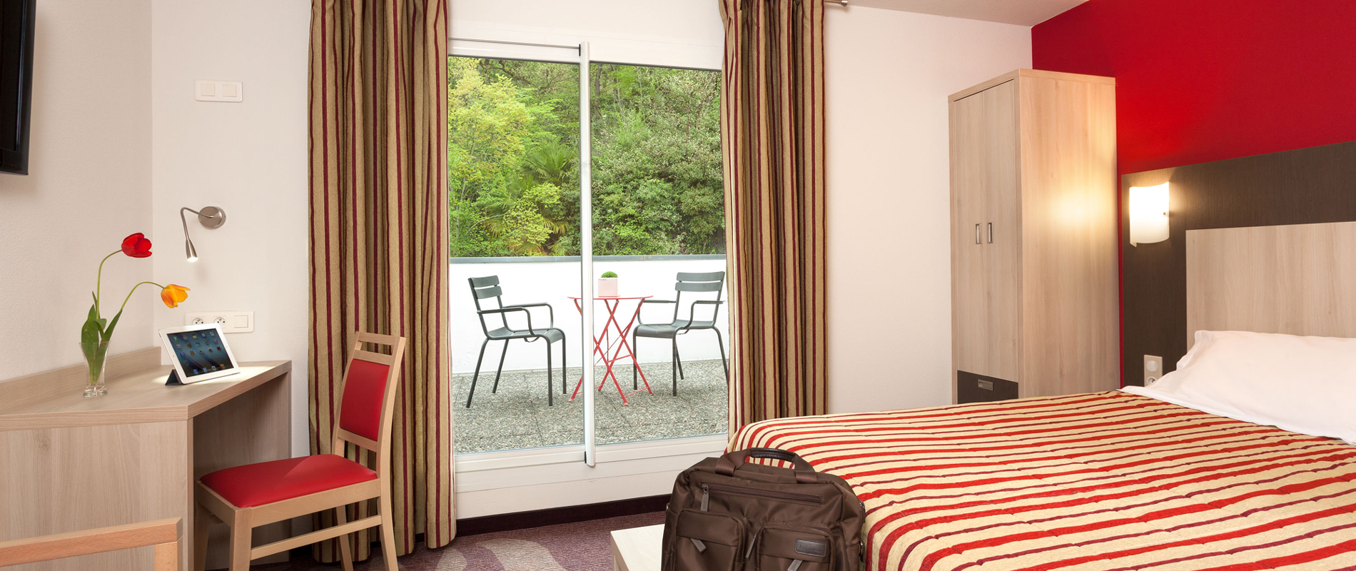 Hotel Lourdes double room