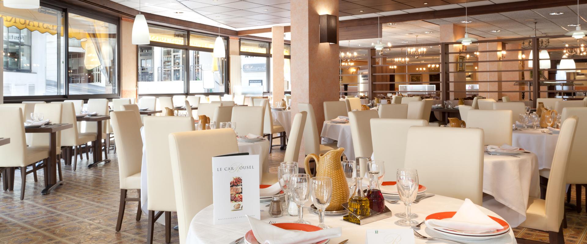 Hotel Lourdes Restaurant