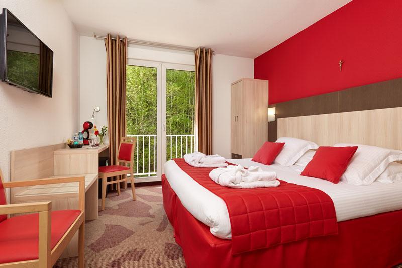 Hotel Lourdes Habitación doble - Prestigio