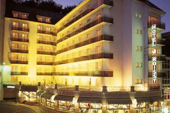 Hotel Roissy Lourdes near sancturary