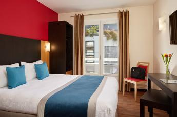 Hotel Lourdes Chambre double confort