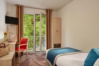 Hotel Lourdes Habitación individual Confort 4 estrellas