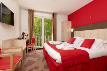 Hotel Lourdes Double privilège kamers