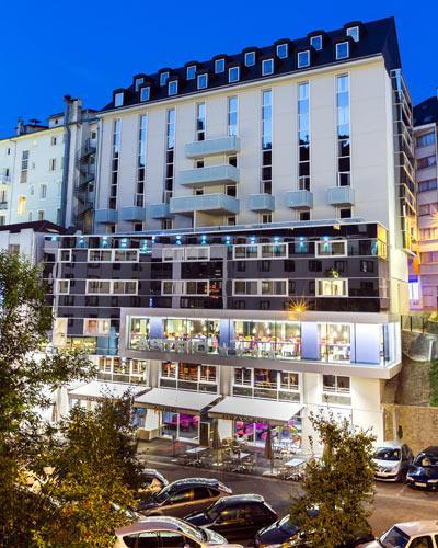 hotel 4 étoiles à Lourdes