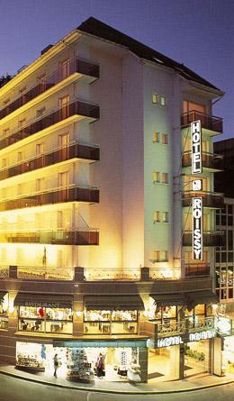 Hotel Roissy en Lourdes, cerca del Santuario