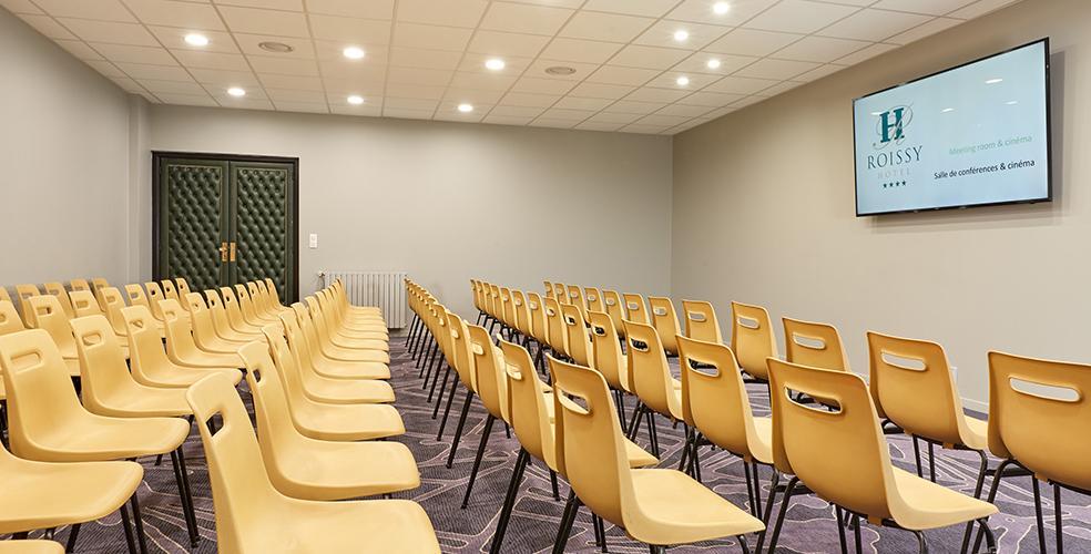 Hotel Lourdes salle de séminaire conférence