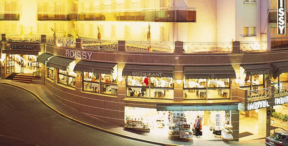 Hotel Roissy Lourdes buurt heiligdommen