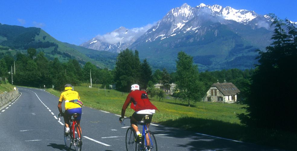 Les routes mythique du Tour de France