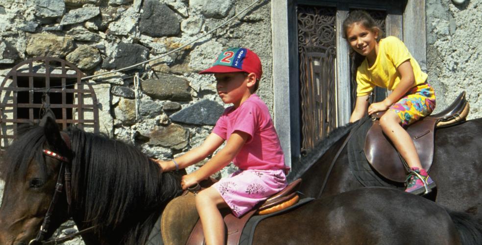 Pratiquer l'équitation dans les Pyrénées