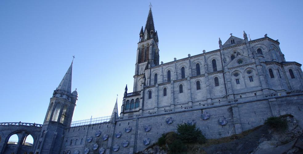 Shrines of Lourdes